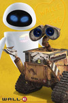WALL-E Blockmount Wall Hanger Picture
