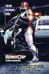 Robocop Original Movie Blockmount Wall Hanger Picture