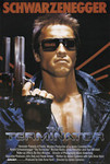 The Terminator Movie Blockmount Wall Hanger Picture