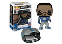 Calvin Johnson - NFL - Pop! Vinyl Figure