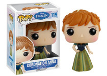 Coronation Anna - Frozen - Pop! Vinyl Disney Figure