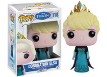 Coronation Elsa - Frozen - Pop! Vinyl Disney Figure