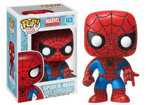 Classic Spiderman - Spiderman - Pop! Movies Vinyl Figure
