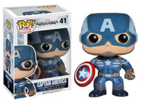 Captain America Winter soldier - Marvel -  Pop Vinyl Figure