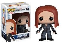 Black Widow - Marvel -  Pop Vinyl Figure