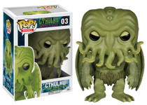Cthulhu - H.P. Lovecraft - Pop! Vinyl Figure