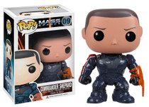 Commander Shepard - Mass Effect - Pop! Vinyl Figure