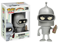 Bender - Futurama - POP! Animation Vinyl Figure