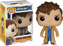 Dr Who - 10th Doctor - POP! Television Vinyl Figure