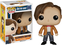 Dr Who 11th Doctor - POP! Television Vinyl Figure