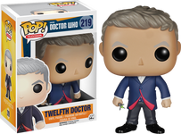 Doctor Who - 12th Doctor - POP! Television Vinyl Figure