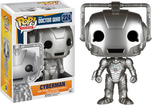 Doctor Who - Cyberman - POP! Television Vinyl Figure