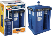 Doctor Who - Tardis 6 Inch - POP! Television Vinyl Figure