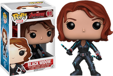 Black Widow - Avengers 2 - POP! Marvel Vinyl Figure