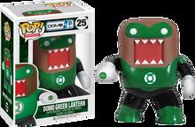 Domo Green Lantern  - DC Domo - POP! Heroes Vinyl Figure