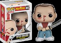 Butch Coolidge - Pulp Fiction POP! Movies Vinyl Figure