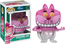 Chesire Cat Clear - Alice in Wonderland - POP! Disney Vinyl Figure