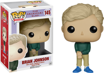 Brian Johnson - Breakfast Club - POP! Movies Vinyl Figure