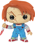Bloody Chucky - Childs Play - POP! Horror Movies Vinyl Figure