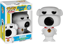 Brian - Family Guy - POP! Television Vinyl Figure