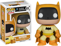Rainbow Yellow Batman - 75th Anniversary - POP! Heroes Vinyl Figure