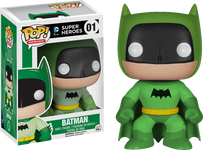 Rainbow Green Batman - 75th Anniversary - POP! Heroes Vinyl Figure