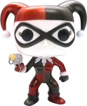 Batman Harley Quinn Metallic DC Comics - POP! Heroes Vinyl Figure
