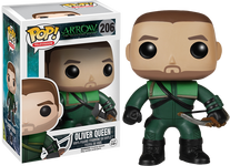 Arrow - Oliver Queen Pop! Television Vinyl Figure