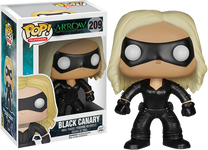 Arrow - Black Canary Pop! Television Vinyl Figure