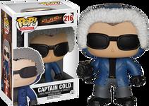 Flash - Captain Cold TV Pop! Television Vinyl Figure