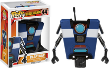Borderlands - Blue Claptrap Pop! Games Vinyl Figure