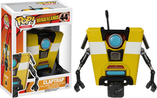 Borderlands - Claptrap Pop! Games Vinyl Figure