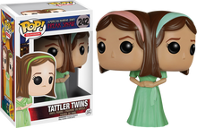 American Horror Story - Tattler Twins Pop! Television Vinyl Figure