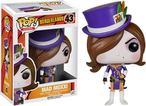 Borderlands - Mad Moxxi Pop! Games Vinyl Figure