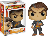 Borderlands - Handsome Jack Pop! Games Vinyl Figure