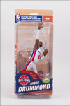 Andre Drummond Detroit Pistons Series 25 NBA Basketball McFarlane Toys 7-Inch Action Figure