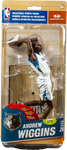 Andrew Wiggins Minnesota Timberwolves Series 26 NBA Basketball McFarlane Toys 7-Inch Action Figure