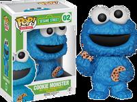 Sesame Street - Cookie Monster Pop! Television Vinyl Figure
