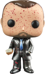 Supernatural - Crowley Metallic Blood Splatter Pop! Television Vinyl Figure