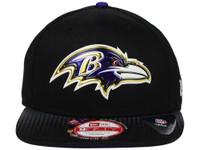 Baltimore Ravens New Era 2015 NFL Draft 9FIFTY Original Fit Snapback Hat