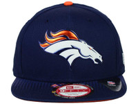 Denver Broncos New Era 2015 NFL Draft 9FIFTY Original Fit Snapback Hat