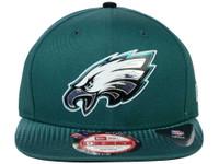Philadelphia Eagles New Era 2015 NFL Draft 9FIFTY Original Fit Snapback Hat