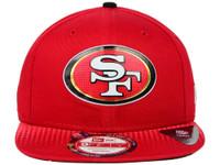 San Francisco 49'ers New Era 2015 NFL Draft 9FIFTY Original Fit Snapback Hat