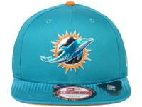 Miami Dolphins New Era 2015 NFL Draft 9FIFTY Original Fit Snapback Hat