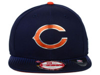 Chicago Bears New Era 2015 NFL Draft 9FIFTY Original Fit Snapback Hat