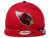 Arizona Cardinals New Era 2015 NFL Draft 9FIFTY Original Fit Snapback Hat