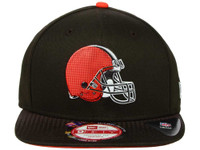 Cleveland Browns New Era 2015 NFL Draft 9FIFTY Original Fit Snapback Hat