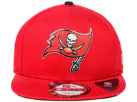 Tampa Bay Buccaneers New Era 2015 NFL Draft 9FIFTY Original Fit Snapback Hat