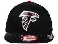Atlanta Falcons New Era 2015 NFL Draft 9FIFTY Original Fit Snapback Hat