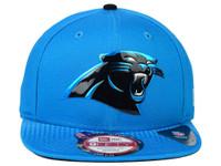 Carolina Panthers New Era 2015 NFL Draft 9FIFTY Original Fit Snapback Hat